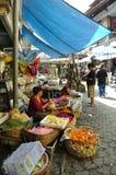 Marché de Bali Ubud Photographie stock libre de droits