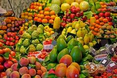 marché de Barcelone Image libre de droits
