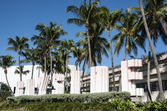 Marché de Bayside à Miami Photos libres de droits
