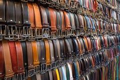 Marché de ceinture Image stock