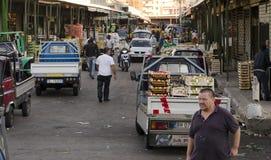 Marché de central de Palerme Photo stock