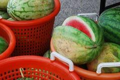 Marché de fermiers Photo stock