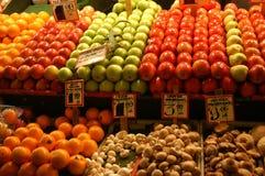 Marché de fruit 2 Photographie stock libre de droits
