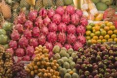 Marché de fruit frais Photo libre de droits