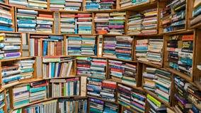 Marché de livre de Deventer photo stock