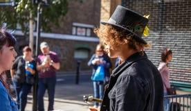 Marché de Londres Photographie stock libre de droits