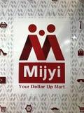 Marché de Mijyi Photo libre de droits