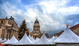 Marché de Noël à Berlin, Allemagne Photos libres de droits