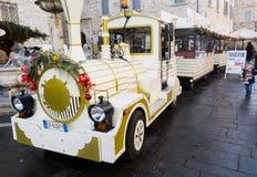 Marché de Noël en Italie Image libre de droits