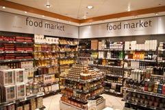 Marché de nourriture Image libre de droits