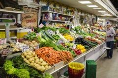 Marché de nourriture Images stock