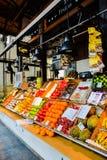 Marché de nourriture Image stock