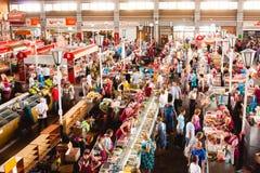 Marché de nourriture dans Gomel C'est un exemple de marché existant de nourriture Image libre de droits