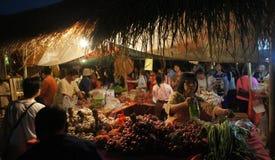 Marché 2015 de nourriture de festival de tourisme de la Thaïlande Images libres de droits