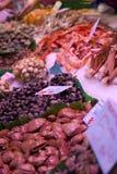 Marché de poissons photo stock