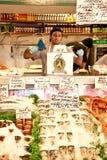 Marché de poissons de place de Pike Images stock