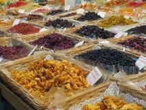 Marché de produits frais à Florence, Italie Photographie stock libre de droits