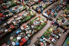 Marché de produits frais Photo stock