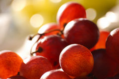 marché de raisins Photographie stock