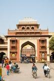 Marché de Sardar, Jodhpur Photos stock