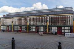 Marché de Stockport Images stock