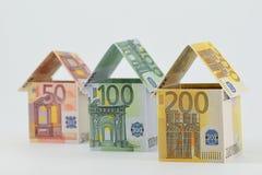 Marché du logement, un avenir prospère Image stock