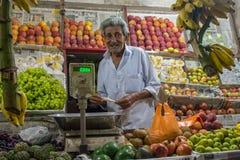 Marché indien Photos libres de droits
