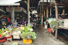 Marché vietnamien Photos libres de droits