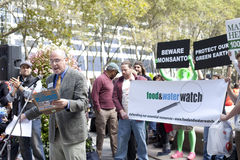 March Against Monsanto Stock Photography