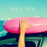 March break Stock Photos