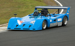 March Can-Am racing car at speed Stock Photos