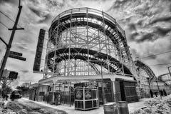 NY - Coney Island stock photography