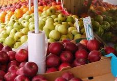 Marché de fruit Photos stock