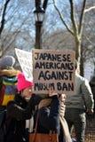 March de protestation photos libres de droits
