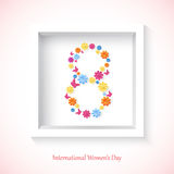 March 8. International Women`s Day Stock Images
