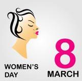 8 march International womens day. 8 march International women's day vector illustration