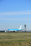 March, 22nd 2015, Amsterdam Schiphol Airport PH-BXC KLM Royal Du Stock Images