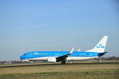 March, 22nd 2015, Amsterdam Schiphol Airport PH-BXW KLM Royal Du Stock Photo