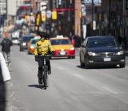 Toronto police officer royalty free stock photos