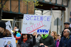 March for Science Stock Images