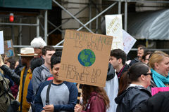 March for Science Royalty Free Stock Photos
