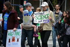 March for Science Stock Photography
