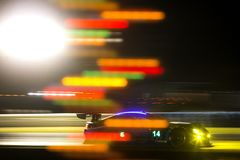 IMSA: March 17 Mobil 1 12 Hours of Sebring stock photography