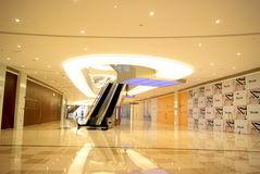 Shenzhen china: haiya binfen city shopping plaza Royalty Free Stock Images