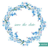 March 8, spring, flowers, card, symbol, mimosa, wreath,9 Stock Photos