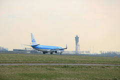 March, 24th 2015, Amsterdam Schiphol Airport  PH-BCA KLM Royal D Stock Images