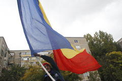 March union Romania and Moldova Stock Photography
