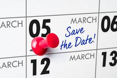 March 05 royalty free stock images