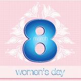 March 8 Women's Day Stock Image
