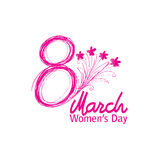 8 March Women`s Day Stock Photos